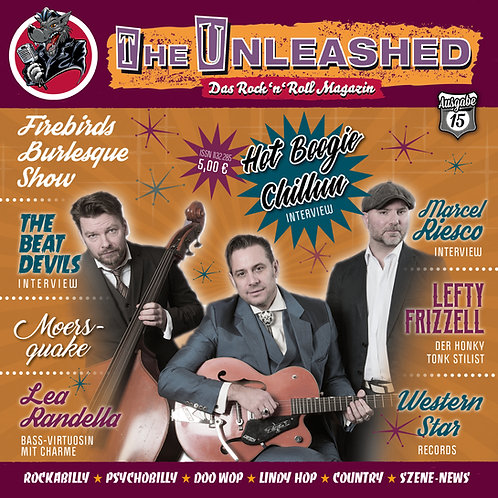 The Unleashed Magazin No. 15