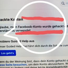 Hackerangriff über Facebook