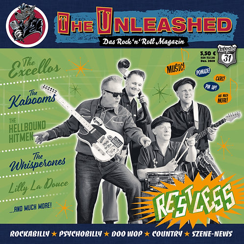 The Unleashed No31