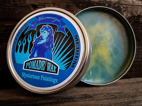 Womanizer Pomade Mysterious Paintings Medium