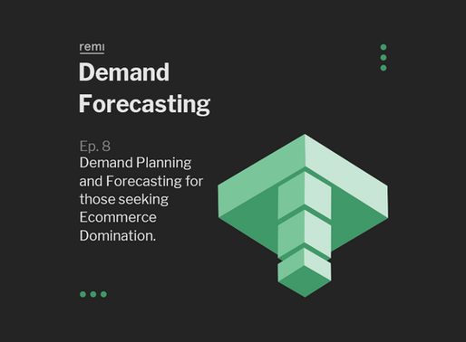Ecommerce Demand Planning and Forecasting