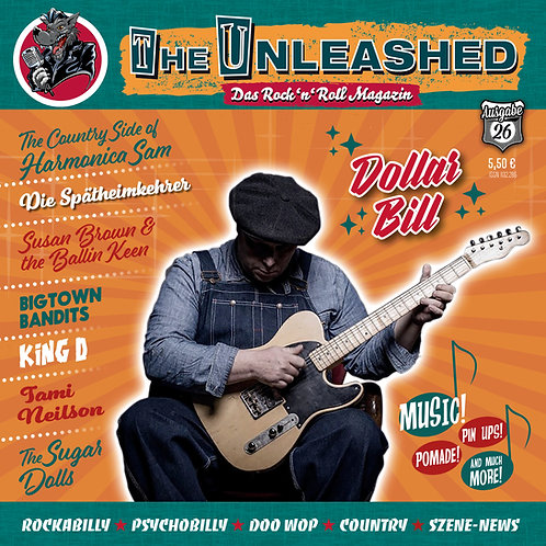 The Unleashed-Magazin No. 26