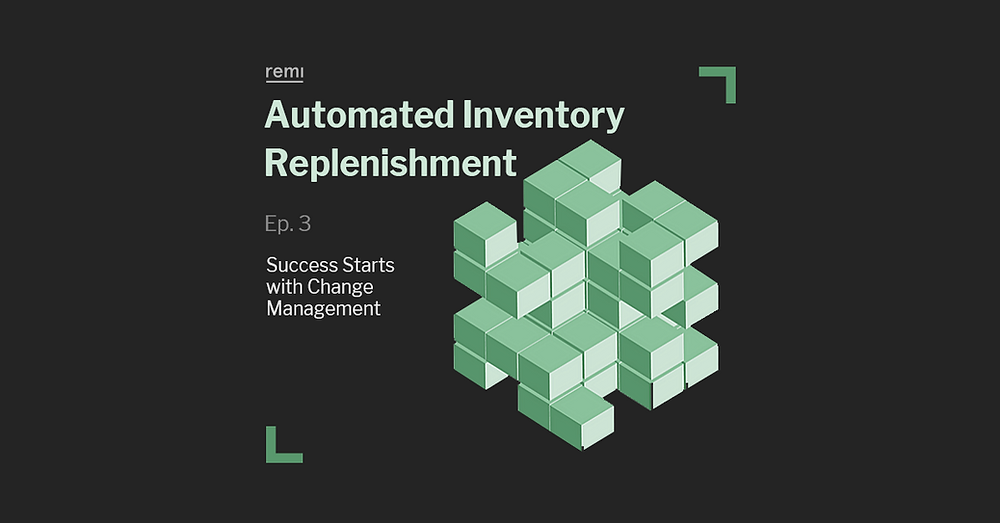 Automated Inventory Replenishment Remi AI retail software