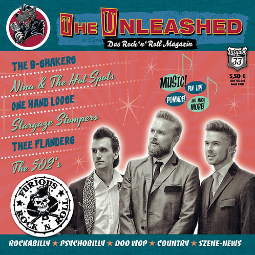 The Unleashed No 33