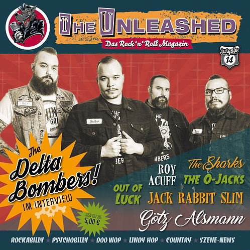 The Unleashed Magazin No. 14