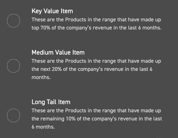 Key value item, Remi AI retail software
