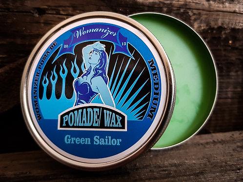 Womanizer Pomade Green Sailor Medium