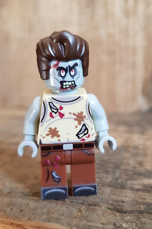 "HOB LEGO® Custom Printed  ""Zombie Taxidriver"""