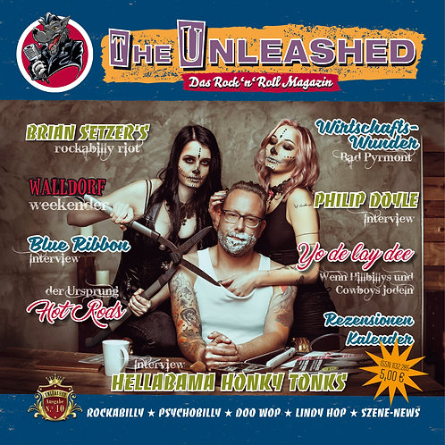 The Unleashed Magazin No. 10