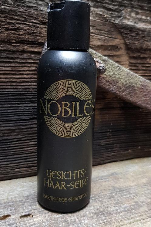 Nobiles - Gesichtshaar Seife