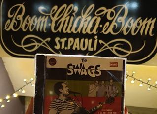 Boom Chicka Boom Store: The Swags CD für den guten Zweck!