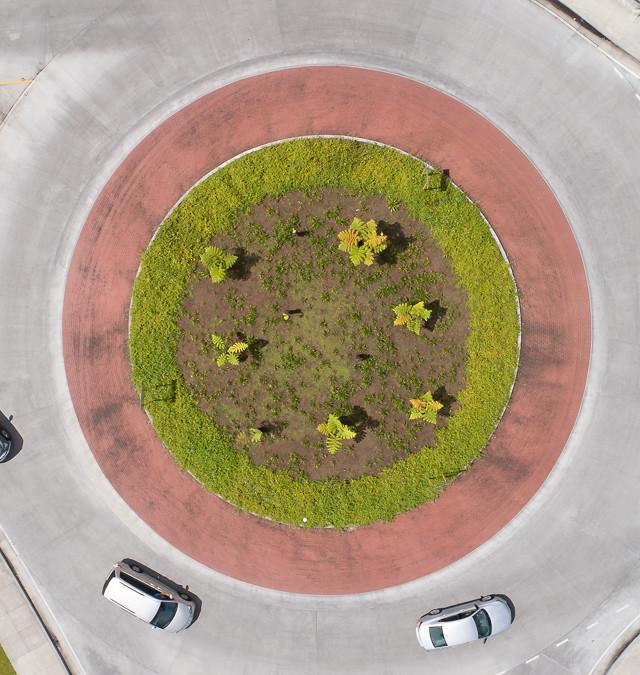 Pahoa Roundabout