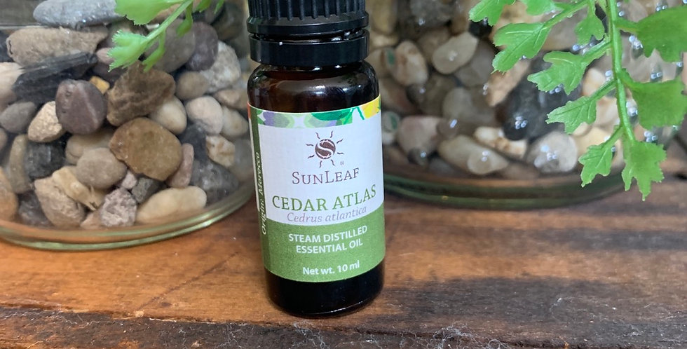 Sun Leaf Essential Oils
