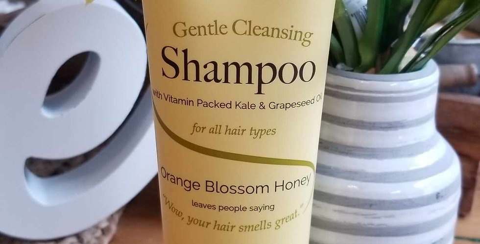 Naked bee shampoo