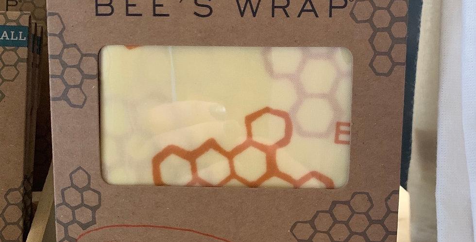 Single large reusable food wrap