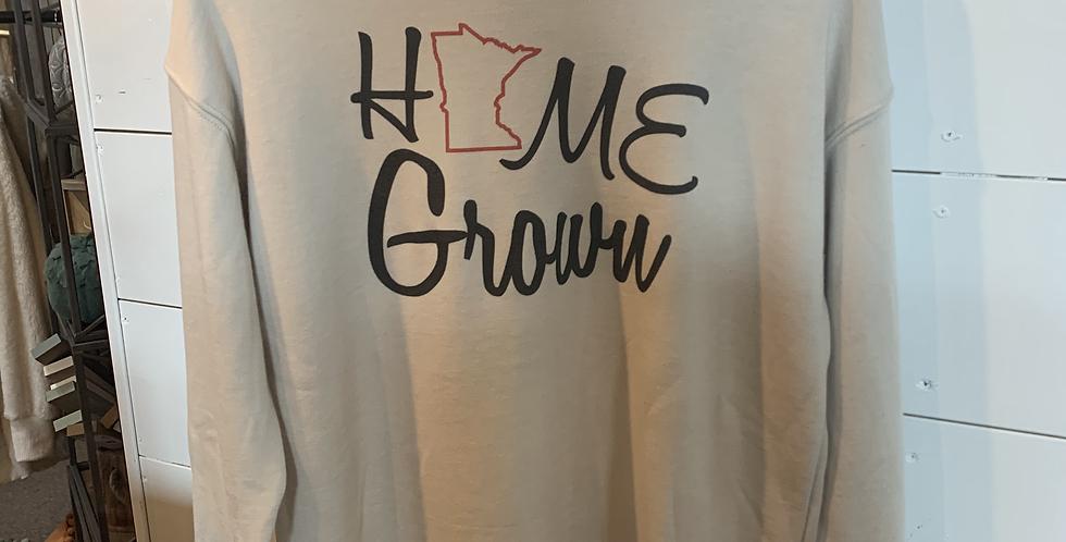 Homegrown crew neck