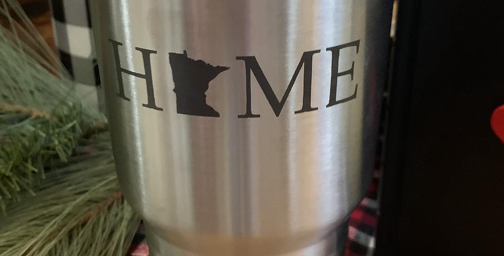 Insulated Minnesota Tumbler