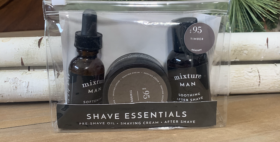 Mens Shave Essentials