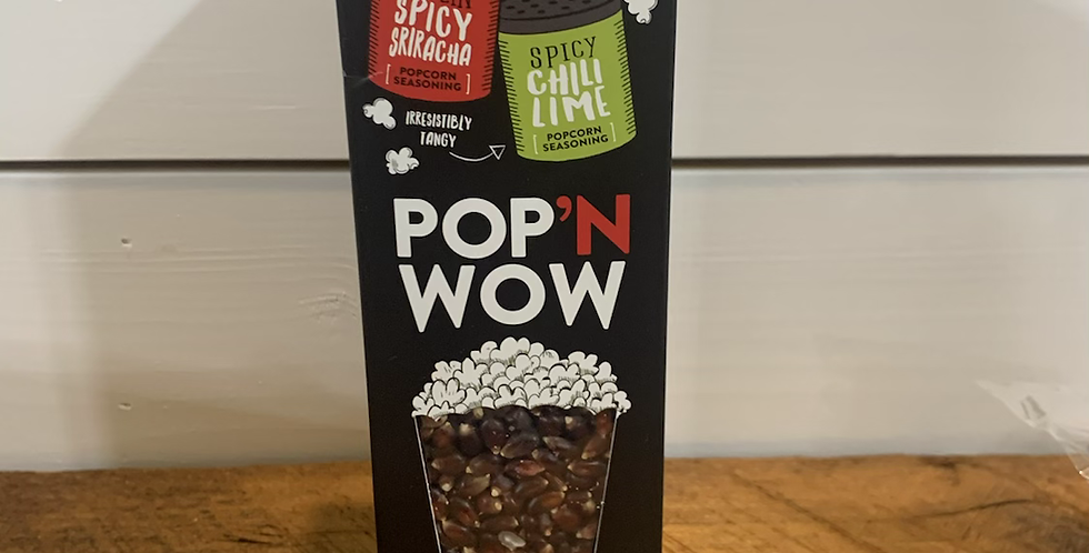 Small popcorn set
