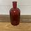 Thumbnail: Medium Red Glass Vase