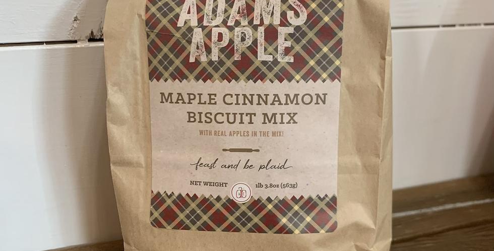 Adam's apple biscuit mix
