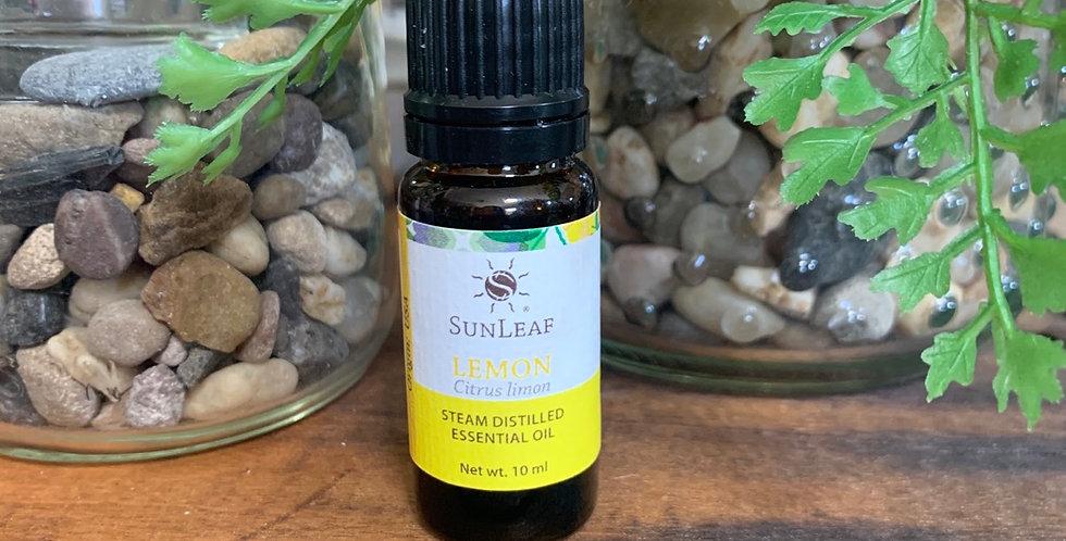100% pure essential oil- Lemon
