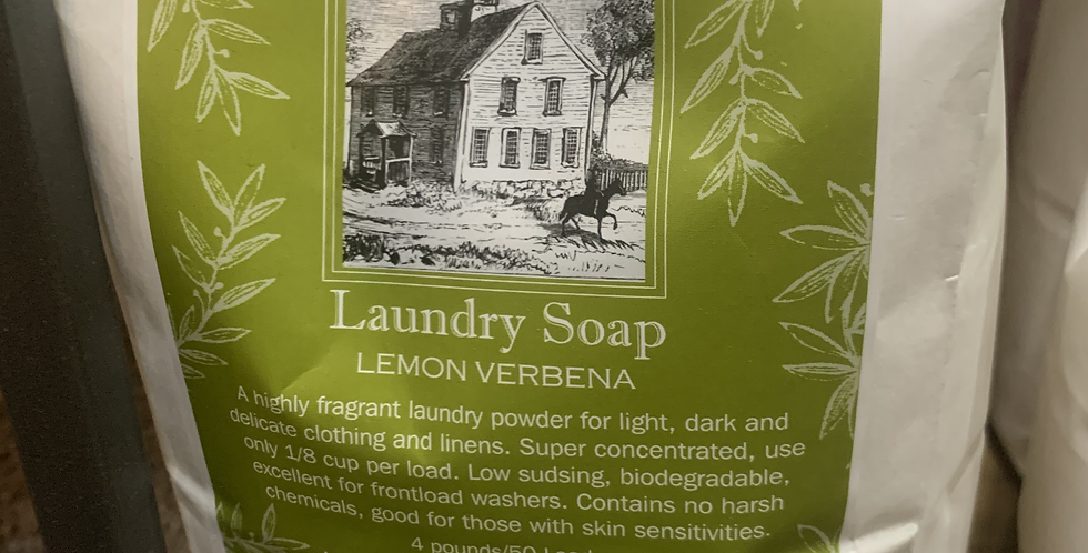 Laundry Soap (3 Scents)