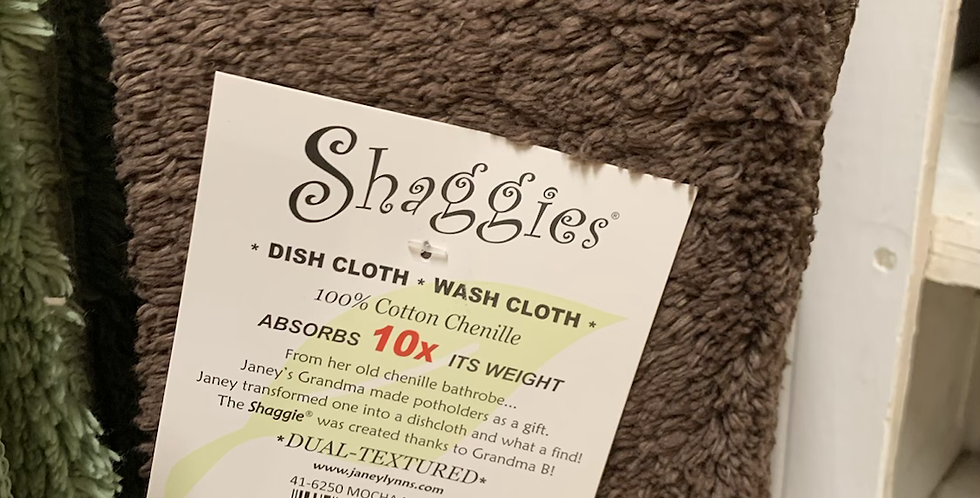 Shaggies (12 colors)