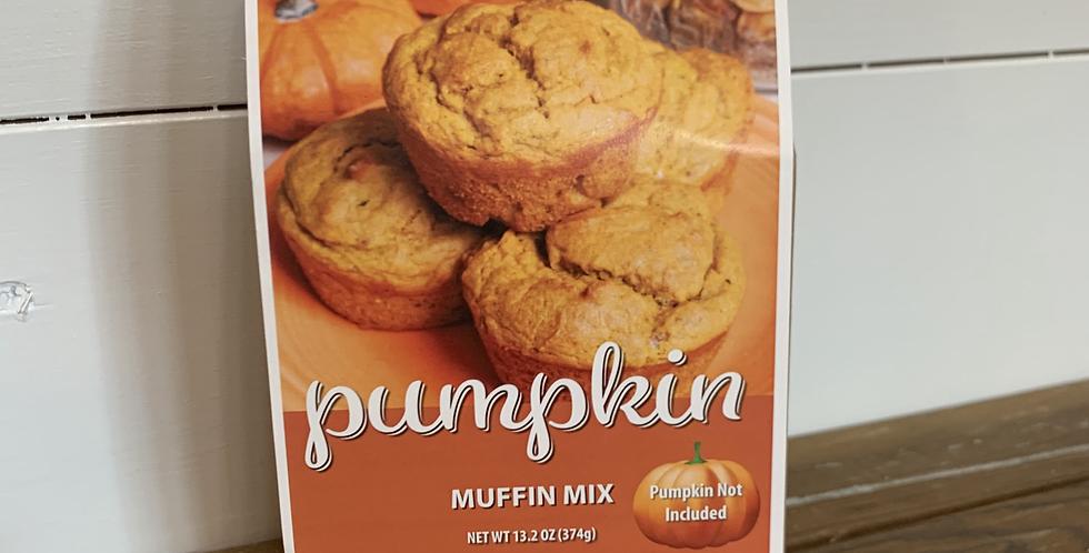 Pumpkin muffin mix