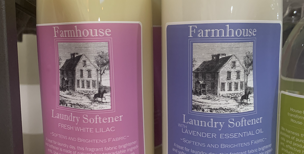 Laundry Softener (2 scents)