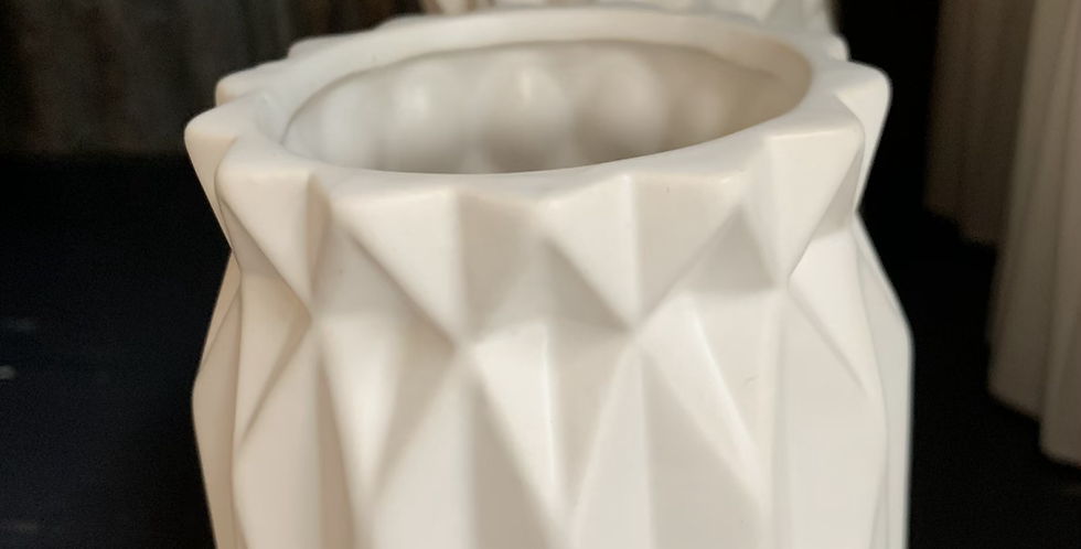 Small origami vase