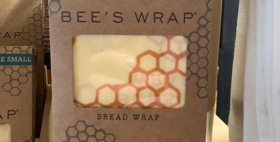 Reusable bread wrap