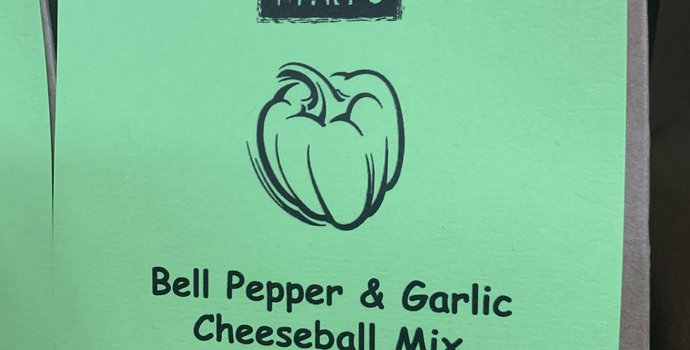 Cheeseball Mix (2 flavors)
