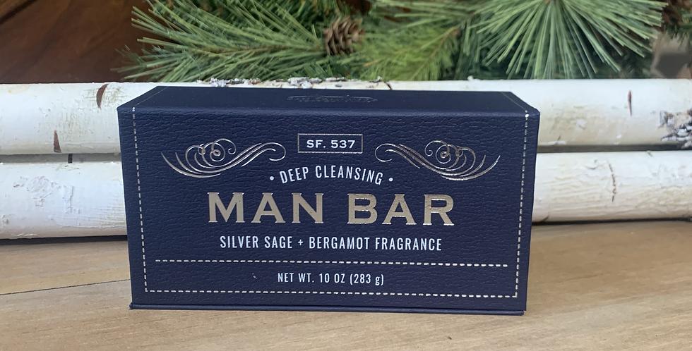 Man Soap Bar