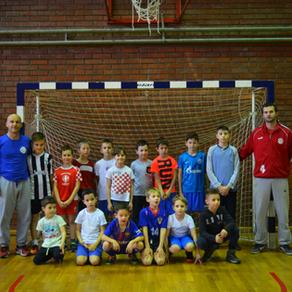 Treneri NK Sloga održali pokazni trening u OŠ Vrbani