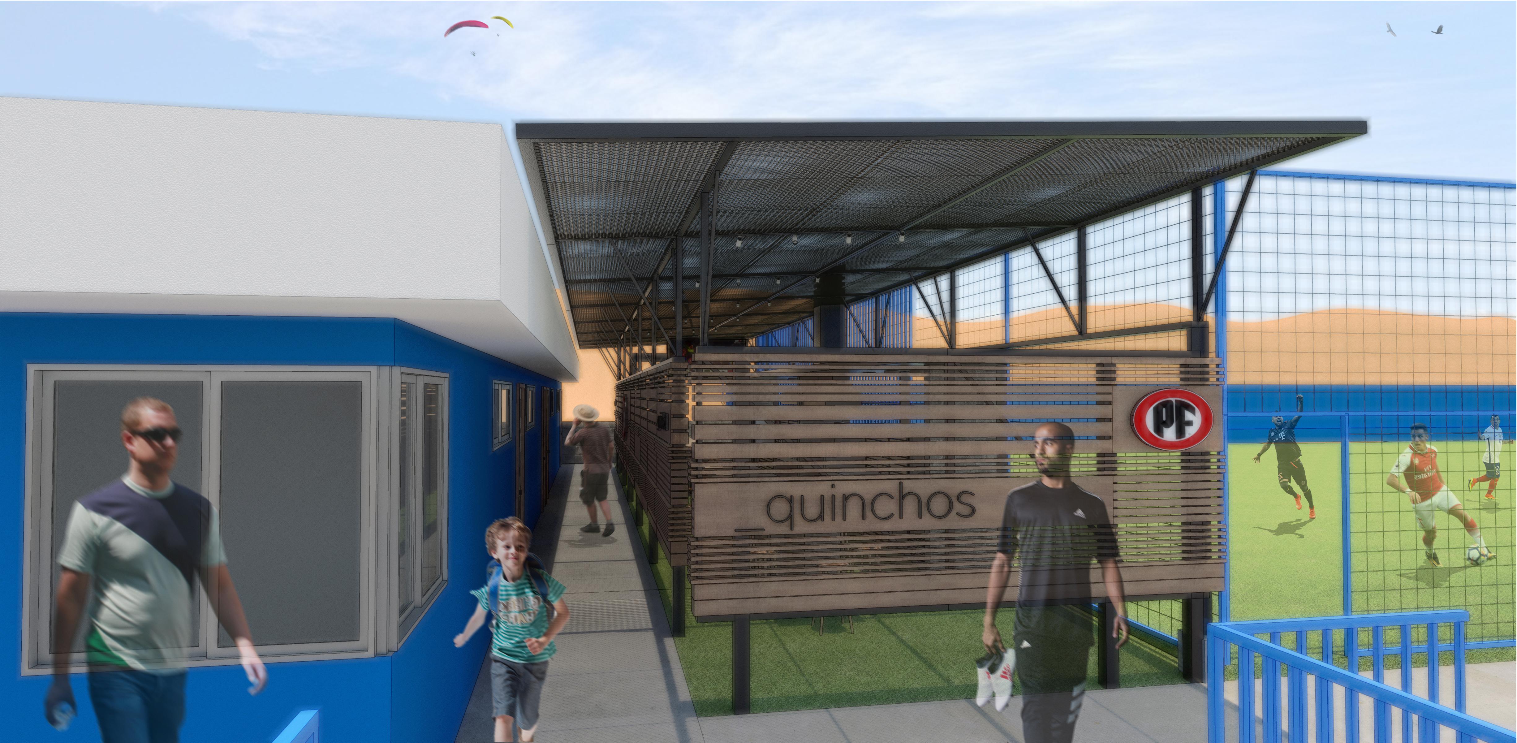 Quinchos Club Apoquindo