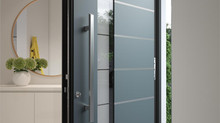 Advantages of Aluminium Inotherm Doors