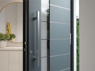 Advantages of Aluminium Inotherm Doors