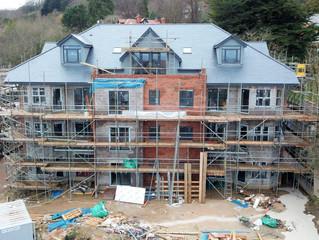 AA Conservatories Provide Windows and Doors for Prestigious Development in Llanfairfechan