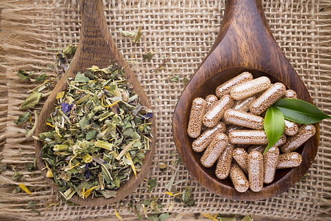 Homeopathic supplement. Alternative Medi
