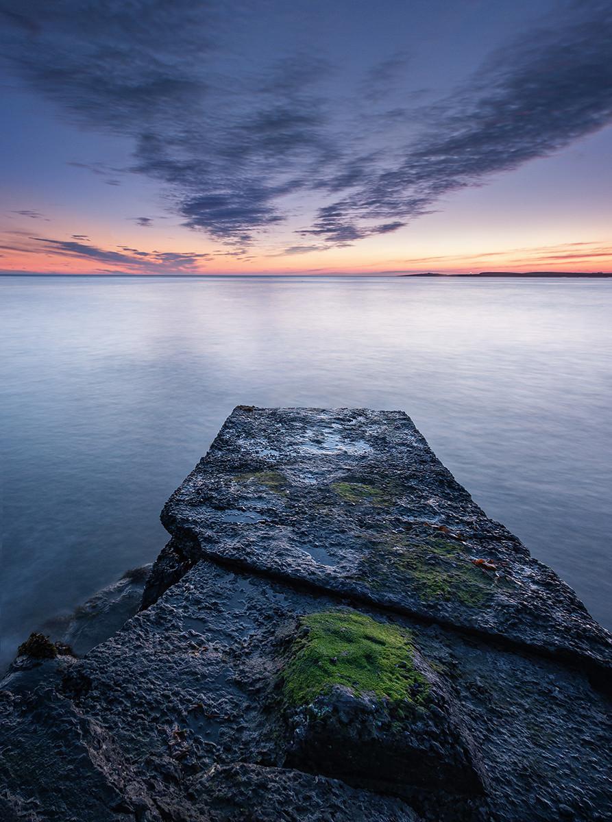 PDI - Tranquil Daybreak by Edward <McKee (10 marks)