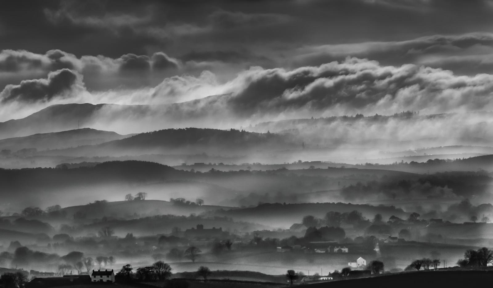 MONO - Foggy Bottom by Keith Malcolm (12 marks)