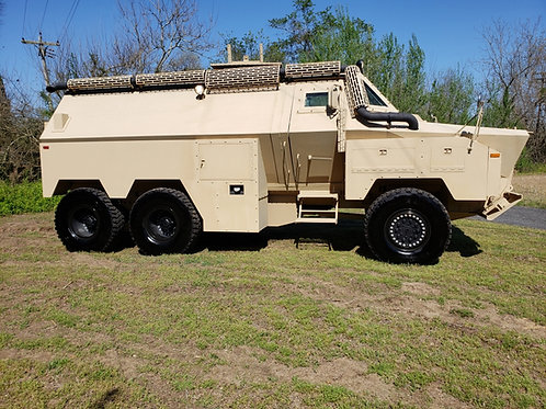MRAP Armored Vehicle T110