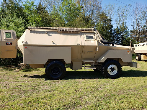 SOLD MRAP Armored Vehicle 1076 SOLD