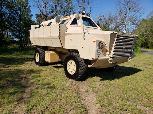 SOLD MRAP Armored Vehicle 1040