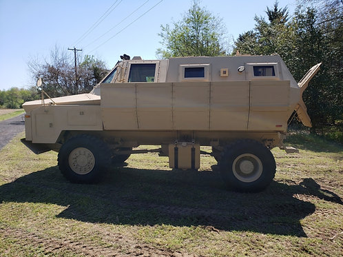 SOLD MRAP Armored Vehicle 1043