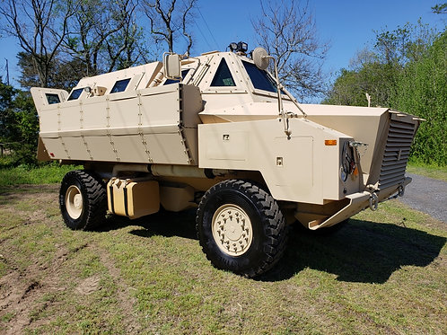 SOLD MRAP Armored Vehicle 1042