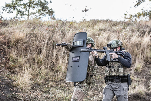 "Active Shooter Response Shield II (ASR II) 24""x36"" Level IIIA"