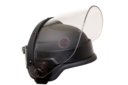 Universal Riot Visor for MICH, PASGT and other Military Helmets