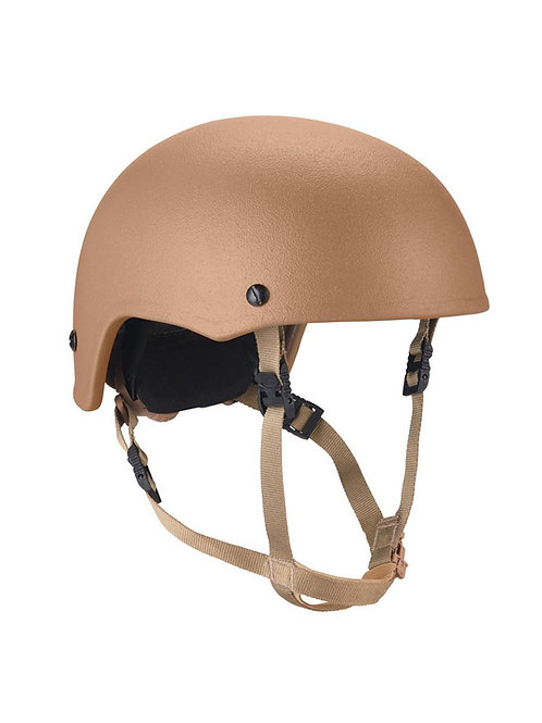 High Cut Ballistic Helmet with Dial Retention